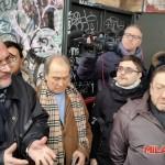 Leoncavallo, storica visita della commissione del Consiglio comunale di Milano