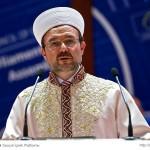 Mehmet Görmez, a capo dell'Agenzia per gli affari religiosi del governo turco
