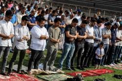 La cerimonia all'Arena (Foto Omnimilano)