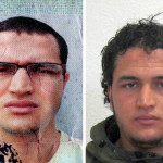 Anis Amri attentatore Berlino (Afp)